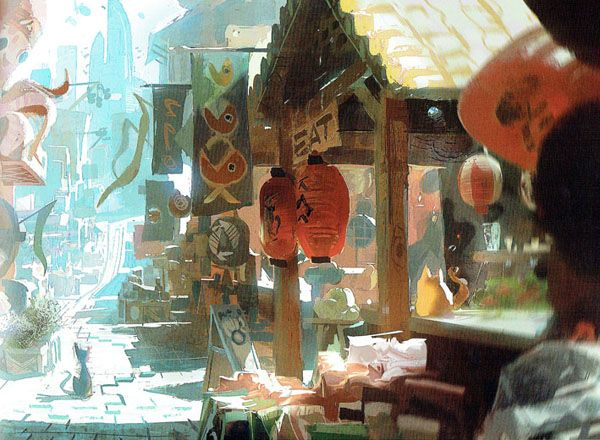 Gurney Journey: Review: Boxtrolls and Big Hero 6 Art-Of Books