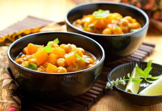 Вегетарианский карри