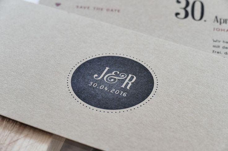 personalisierte einladungskarte hochzeit natur von acd