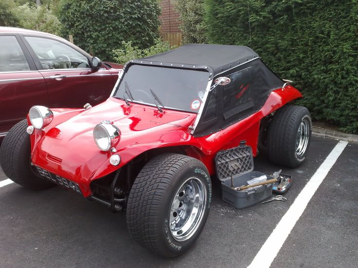 red buggy with new roof photo redbuggyroof.jpg