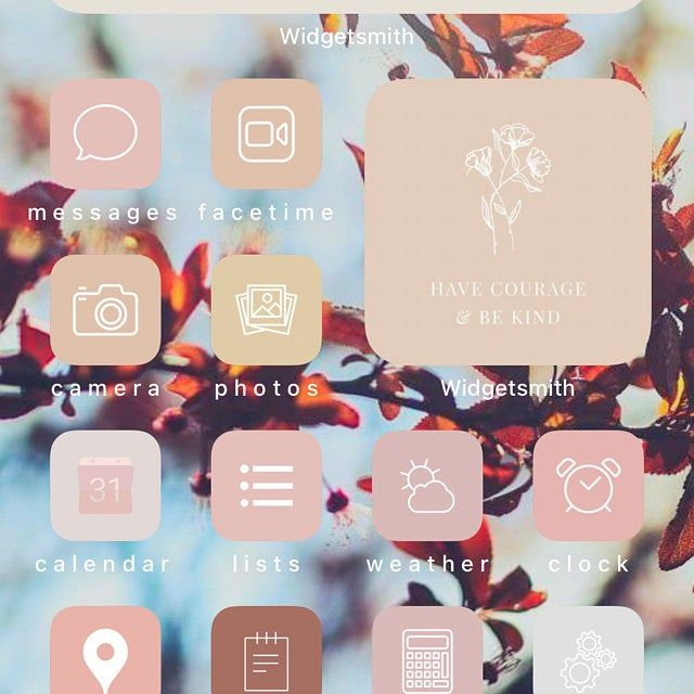 Rose Pink Neutral Aesthetic Ios 14 Ipados App Icons Ios14 Etsy In 2020 Ios App Icon App Icon Homescreen