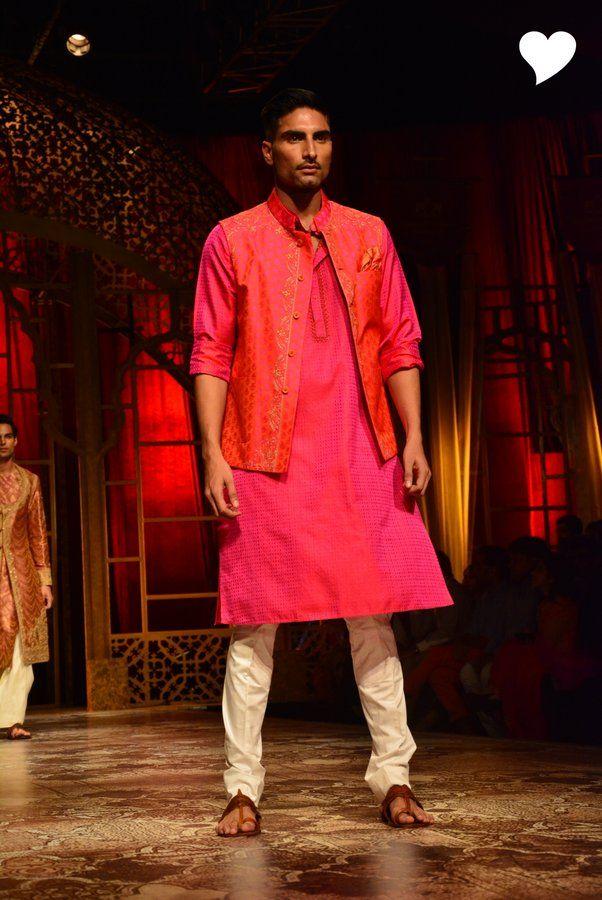 Indian Groom Wear - Mehendi outfit for the groom | WedMeGood #wedmegood