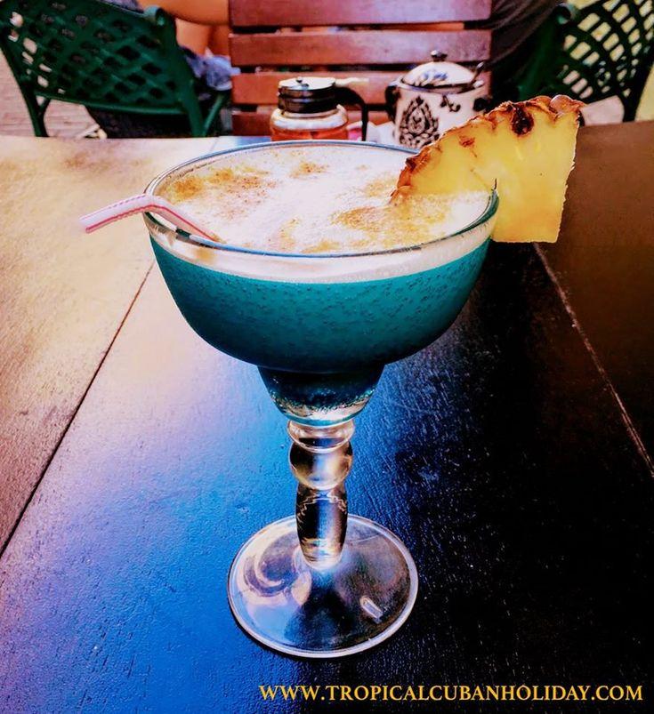Daiquiri Cuban Cocktail