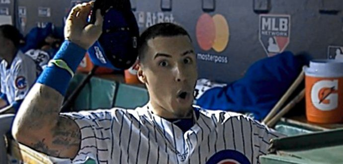 Javy Baez ALSO Crushes His First Homer of the Year (VIDEO) | Bleacher Nation | Chicago Cubs News, Rumors, and Commentary | Bloglovin'