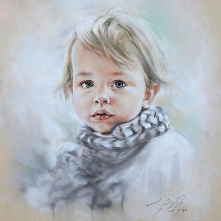 This is a Pastel portrait of my son. I did this portrait when he turned 2 years old, after coming back from an amazing trip to Paris... Inspired by the Old masters!! SIZE: 19 x 19 in. MEDIUM: Pastel on Paper