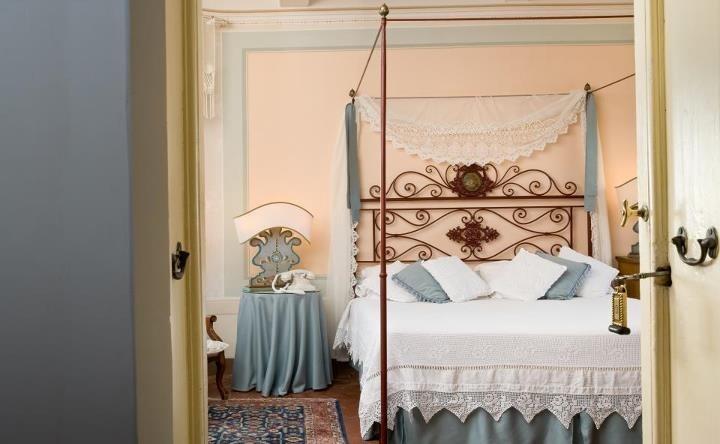Classic room in the main Villa