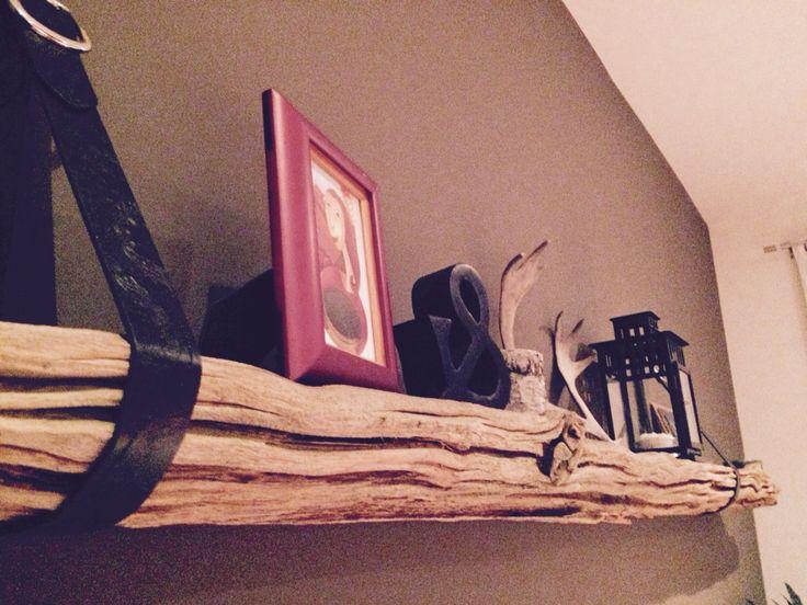 Tablette bois de cèdre #contemporain #rustique