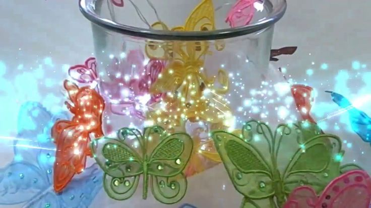Embroidered Organza and Poly-cotton Butterflies Machine Embroidery Design Patterns. In the Hoop designs. 3D Butterflies . Applique Butterflies . Butterfly Decorations www.embroidershoppe.com