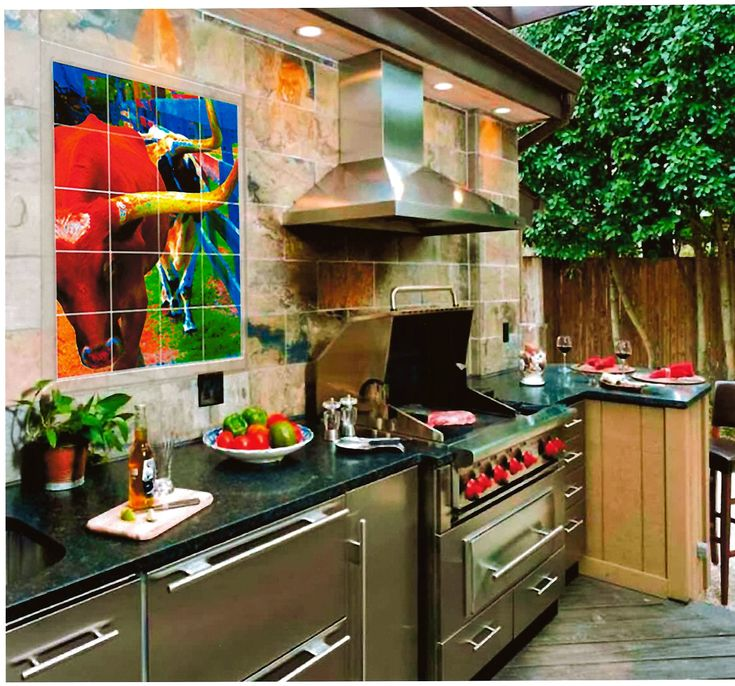 Just Kitchen Ideas: 45 Best Ideas About Grills, Outdoor Cabinets & Kitchens On