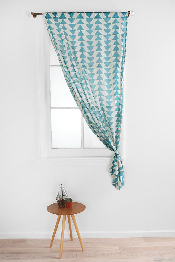 Magical Thinking Triangle Chain Curtain Office Space Pinterest Urban Outfitters Stamps