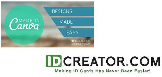 Situs Penyedia Layanan Desain Id Card Gratis