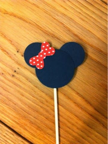 petrissas ideenreich: Minnie Mouse Party