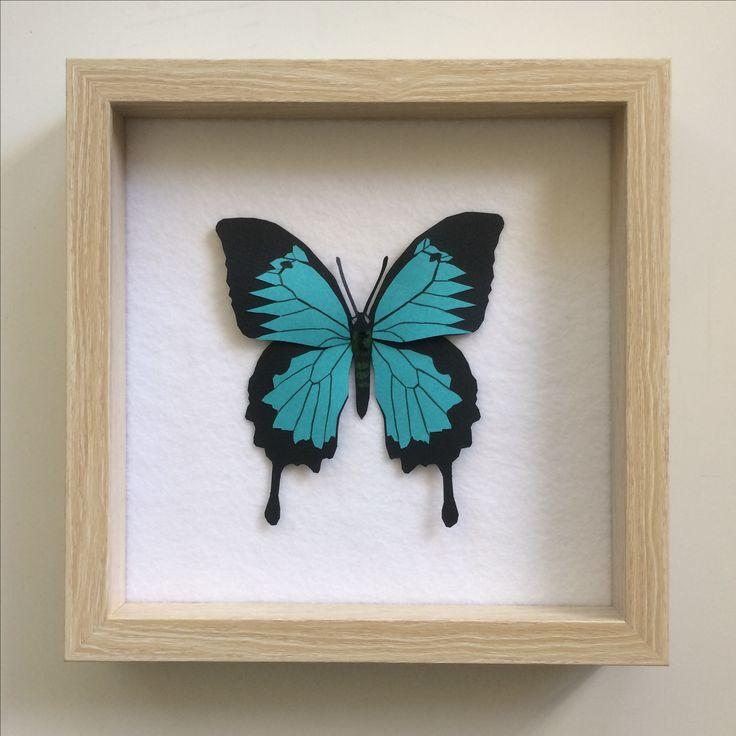 8 besten Butterflies & Insects Art Bilder auf Pinterest | Insekten ...