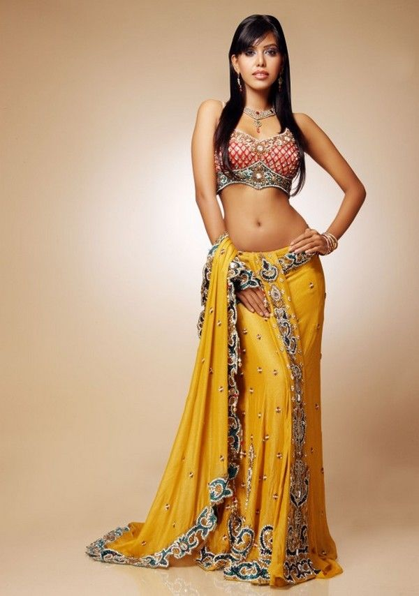 how to wear nivi style saree