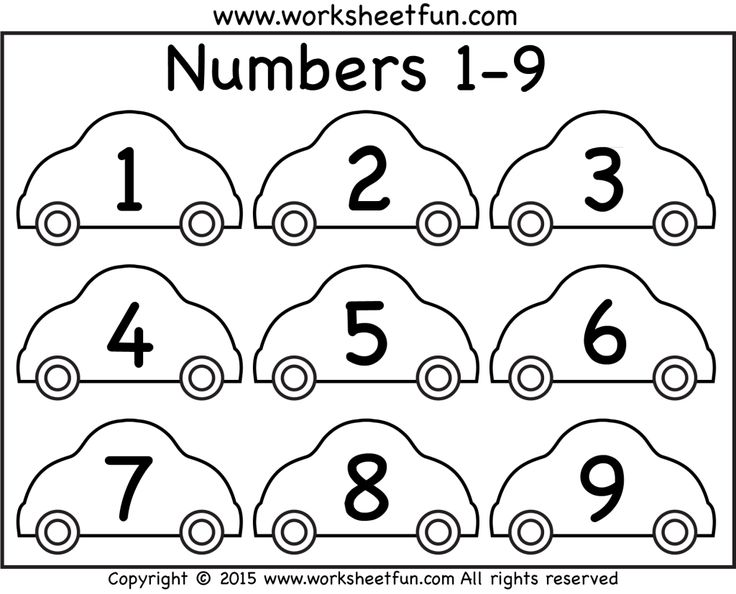63 Best Number Chart Images On Pinterest