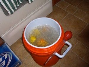 The Gin Bucket, with an interesting twist
