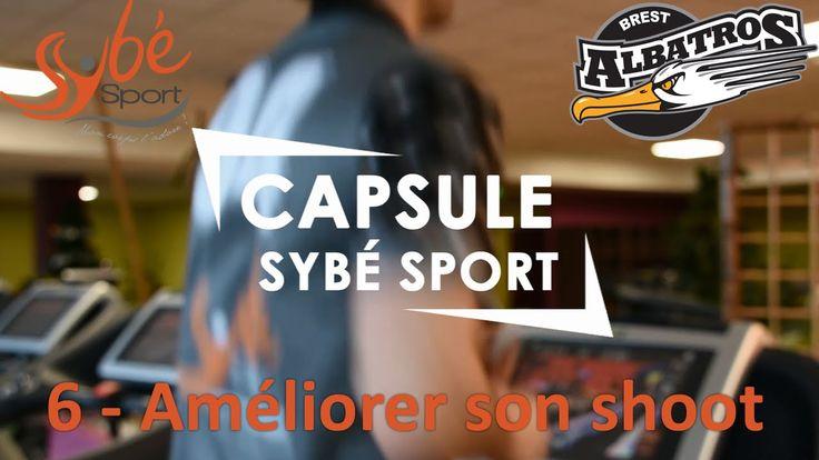 AMELIORER SON SHOOT - 6ème séance d'entraînement avec Maxime, joueur de l'équipe de hockey Les Albatros partenaire de la salle de fitness à #Brest http://www.sybe-sport.com