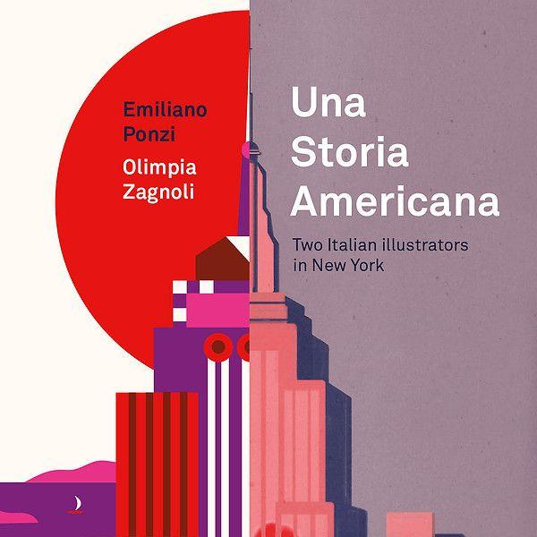 Una Storia Americana: Two Italian Illustrators in New York