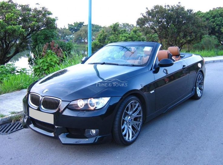 2007 #BMW #323ci #Cabrio (Code 1980)  2 owners. 2497cc. #Automatic+/- Visit our website. www.mymotors.com.hk/vehicle_view.php?id=2075 Like our fanpage. Thanks. www.facebook.com/MYmotors #cars #Car #MYM #MYMCars #HongKong #HK #Black