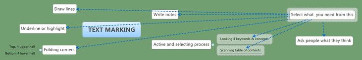 TEXT MARKING - Biojorge - XMind: The Most Professional Mind Map Software