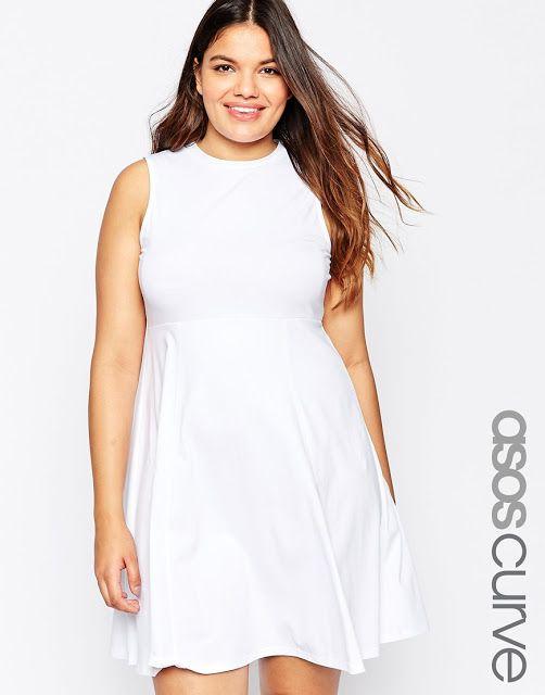 Vestidos para fiesta para gorditas | Moda en vestidos de tallas XL