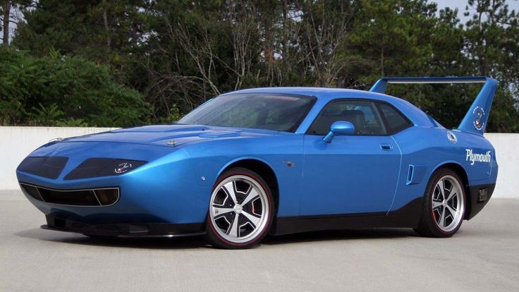 Finally All about the NEW 2016 Plymouth Superbird - Cars Insanity