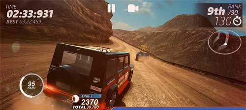 Download Game Raceline® 1.01 Apk + Mod Money for Android From Gretongan in Action & Adventure Category