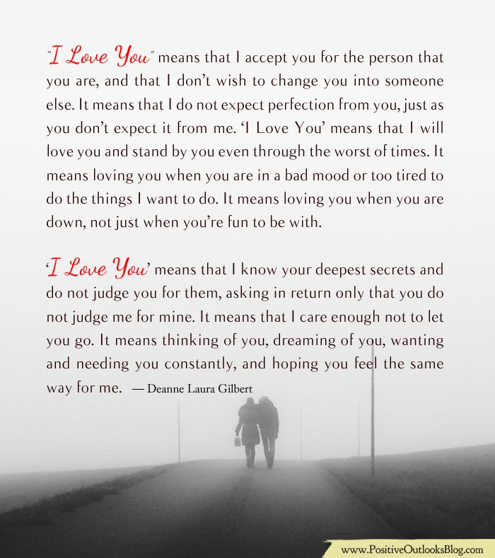 The Meaning Of I Love You Quotes: 566 Best Images About Positive Outlook Quotes On Pinterest