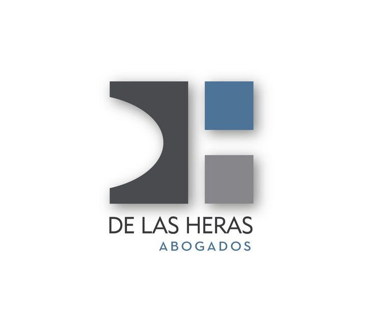 Logotipo para DeLas Heras Abogados