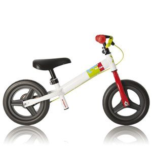 Buy Btwin Run Ride Kids Bicycle - White