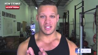 """#ElliottHulse is a more recent influence in my life and has begun playing a large role in affirming and presenting new opinions with regards to what he describes as """"The Four Layers of Strength"""", and generally being a strong/evolving person. He accomplishes this via his #YouTube channel """"StrengthCamp""""."""