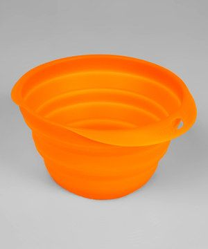 High Road Collapsible Dog Bowl by High Road #zulily #zulilyfinds