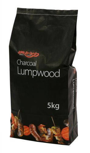 1 X Bar-Be-Quick 5kg Lumpwood charcoal- Great for everyday barbecues! https://www.uk-rattanfurniture.com/product-category/garden-tools/