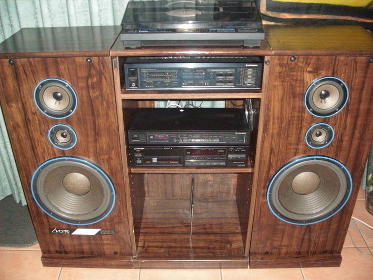 Pioneer 'Avante' 5000