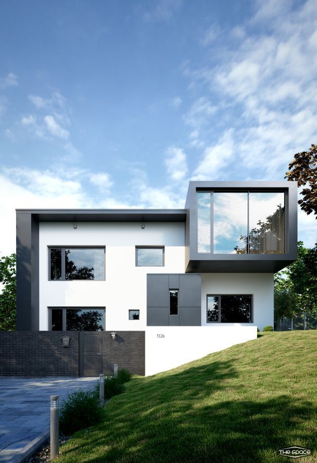 CGarchitect - Professional 3D Architectural Visualization User Community |  Modern house: