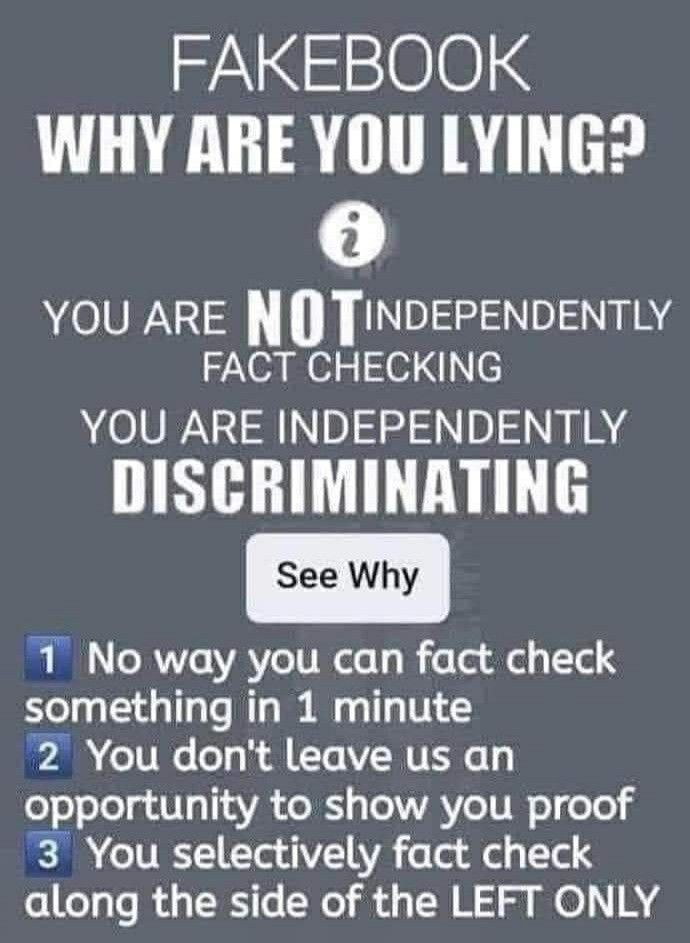 Pin By The Erica On Facebook Jail Memes You Lied Reality Check Facebook Jail
