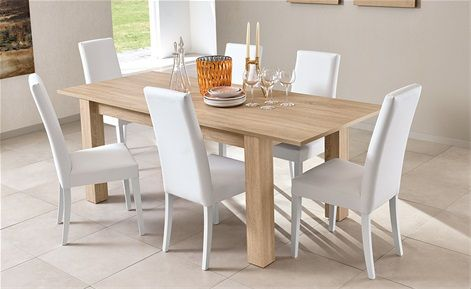 Tavolo e sedia Life - Mondo Convenienza