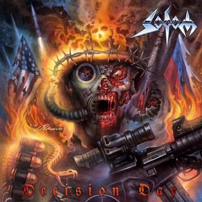 BEHIND THE VEIL WEBZINE: SODOM - Decision Day Review