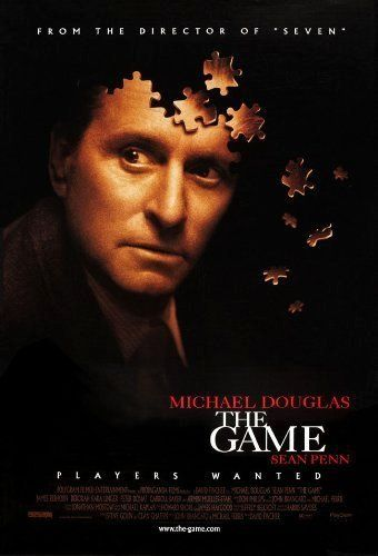 The Game (1997) - Wealthy San Francisco financier Nicholas Van Orton gets a strange birthday present from wayward brother Conrad: a live-action game that cons...