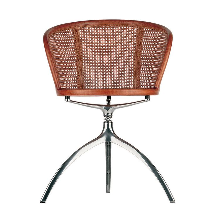 Shop SUITE NY for the Young Lady chair designed by Paolo Rizzatto for Alias and more Viennese cane chairs, swivel desk chairs and modern Italian design.