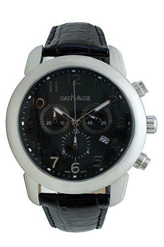 Sauvage Silver/Black mens watch Etalon SV 11372 S Sauvage http://www.amazon.co.uk/dp/B009LEPRYU/ref=cm_sw_r_pi_dp_wAzavb1XXGFQJ