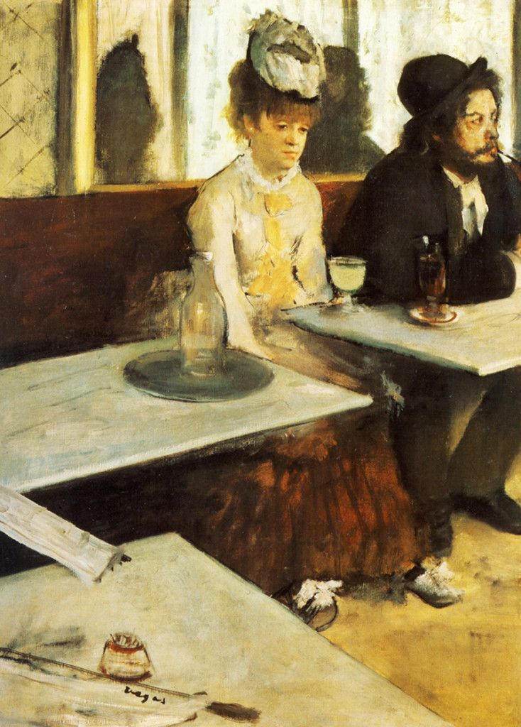 edgar degas most famous paintings | 10 Most Famous Impressionist Paintings