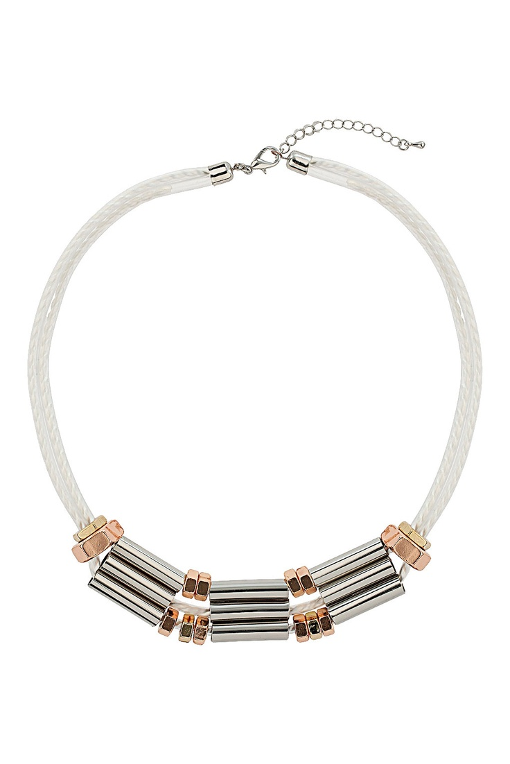 Bolt Tube Collar - Jewellery - Bags & Accessories - Topshop