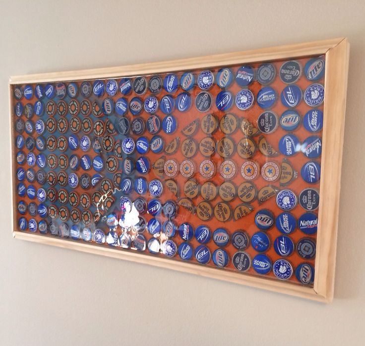 Bottle Cap Wall Art 21 best customize your own images on pinterest | cap d'agde