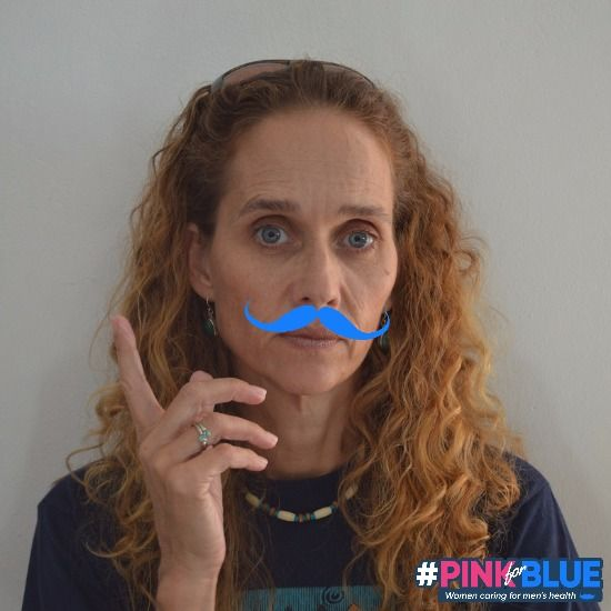 Support Movember: Women caring for men's health: https://www.cipla.co.za/pinkforblue-app/