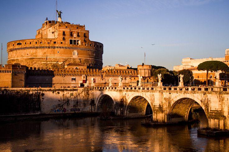 Castel Sant'Angelo, Roma, ITA by webatu.it