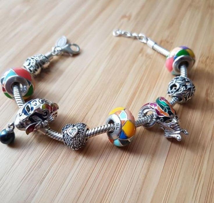 """Рубрика """"Мой первый браслет Diamare"""", фотографии от нашей покупательницы Екатерины Ключниковой.  💎"""