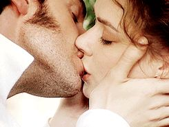 North & South. The very epitome of a kiss.