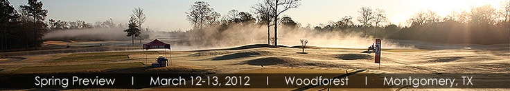 Legends Jr Golf...Woodforest in The Woodlands, TX March 12-13-2012