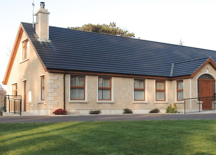 Newton Lodge, Castlewellan. 5★ review: 'Fantastic purpose built house, lowered additional sink in large kitchen, lowered hob. Fully adapted bedroom with ceiling hoist to wet room and profiling bed.'